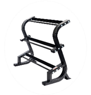 Dumbell Rack & Plate Storage Rack